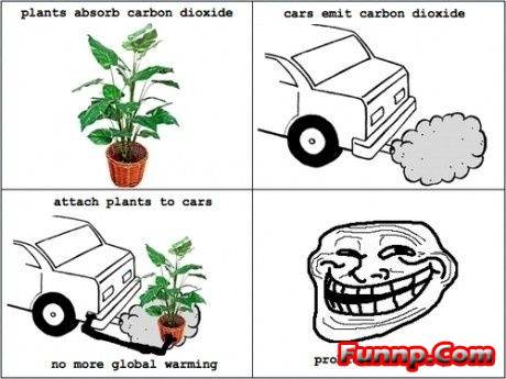 Funny Troll Face Pictures