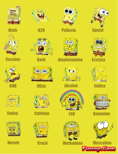 funny spongebob pictures with funny captions